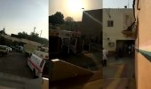 بالفيديو.. اندلاع حريق بالمستشفى العام بالعارضة