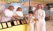 بالصور.. مدرسة أنس بن مالك الابتدائية تحتفل بتخريج طلابها