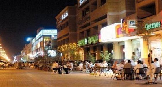 """على غرار جدة.. عودة """" المعسلات """" لفنادق ومطاعم داخل الرياض"""
