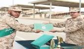 """بالصور.. """" الحرس الوطني """" يحتفل بتخريج 6 دورات للفرد الأساسي بالرياض"""