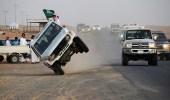 وفاة أحد مرافقي مفحط شمال الرياض