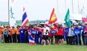 اختتام منافسات البطولة الدولية العاشرة للطيران الشراعي بتايلاند