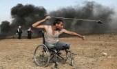 """"""" أبو صلاح """" .. واجه الاحتلال حتى الموت من فوق كرسي متحرك"""