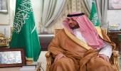 """الأمير فيصل بن خالد بن سلطان يستقبل رئيس اللجنة الوطنية لرعاية السجناء """" تراحم """""""