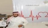 """مستشفى قوى الأمن ينظم """" اليوم التوعوي لضغط الدم """" بالدمام"""