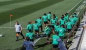 الأخضر يعلن عن قائمة الفريق المشاركة في معسكر سويسرا
