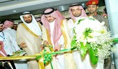 أمير الجوف يدشن عدد من المشاريع الصحية بمحافظة القريات