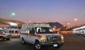 وفاة شخص إثر اصطدام مركبتين وشاحنة بالطائف