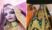 بالفيديو.. سارة الودعاني تثير ضجة بحفل حنتها وإطلالتها من الذهب
