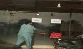 بالصور.. إغلاق منشأتين مخالفتين للاشتراطات الصحية وإيقاف 3 عمال بالرياض