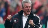 هاينكس : نسعى لإقتناص كأس ألمانيا