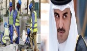 """العمال في قطر.. ما بين ظروف الطقس القاسية و """" السخرة """""""
