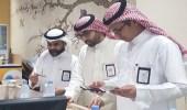 بالصور.. ضبط 11 مخالفة لقرار التوطين بأحد المولات في جدة
