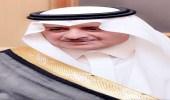 أمير تبوك يهنئ خادم الحرمين الشريفين وسمو ولي العهد بحلول رمضان
