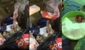 بالفيديو.. ضبط مستودع تستغله عمالة مخالفة في غش الصابون بالجوف