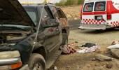 العثور على جثة امرأة بمركبة بعد 3 ساعات من وقوع حادث بالمدينة