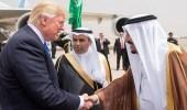 المملكة تؤيد قرارات ترامب بشأن إيران