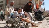 مسؤولة يمنية: المليشيا الحوثية تتسبب بإعاقة أكثر من 21 ألف مدني وعسكري بتعز