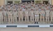 بالصور.. مدرسة إشارة الحرس الوطني تحتفل بتخريج عدد من الدورات