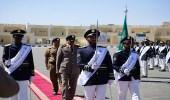 مدير شرطة عسير يرعى حفل تخريج طلبة الدورات التأهلية للأمن العام
