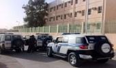 شرطة نجران تقبض على المتهم بقتل مواطنة وإصابة ابنها بطلق ناري
