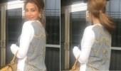 بالفيديو.. ميريام فارس تثير ضجة بحركاتها في دبي