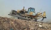 أمانة الرياض تواصل حملة إزالة التلوث البصري