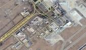 صور جديدة من قصف إسرائيل على سوريا