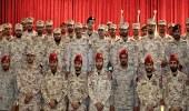 بالصور.. مدارس الحرس الوطني تحتفل بتخريج دفعة الدورات التخصصية