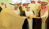 الأمير فيصل بن بندر يرعى حفل جمعية البر الخيرية بمحافظة المجمعة