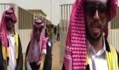 بالفيديو.. شابان لا يتمكنا من حضور نهائي الكأس رغم قدومهم من نجران