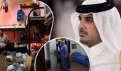 عمال في قطر يروون تفاصيل مروعة: نجبر على أكل طعام فاسد
