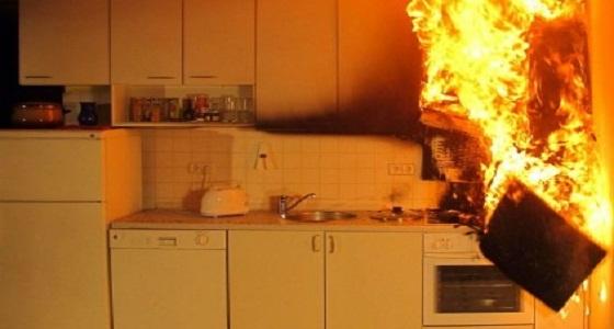 الدفاع المدني يحذر ربات البيوت والعمالة المنزلية من هذه الحوادث خلال رمضان
