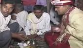بالفيديو.. قتل عريس يحول زفافه لمأتم