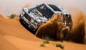 رولزرويس كولينان تنجرف على الرمال والجليد والطين