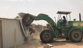 نشاط مكثف لبلديات الرياض.. إزالة حظائر ومسالخ وإغلاق منشآت خلال يوم