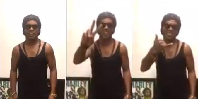 """بالفيديو.. رونالدينيو يعلن مشاركته في اعتزال """" الهريفي """""""