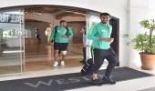 الأخضر إلى قادش استعدادا لودية الجزائر