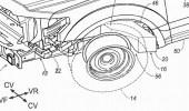 فورد تسجل براءة إختراع جنوط عجلات بها وسائد هوائية