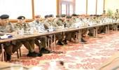 ورش عمل تخصصية لأعمال السجون بنادي ضباط قوى الأمن