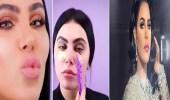 بالفيديو.. شبيهة أحلام تثير ضجة بمواقع التواصل الاجتماعي