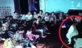 بالفيديو.. لحظة اعتداء معلمة حضانة على طفلة بوحشية