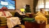 أمير الرياض يستقبل مدير مركز اليونيسكو الإقليمي للجودة والتميز في التعليم