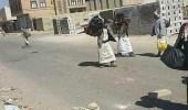""""""" التحالف """" يستهدف مقرات القيادات الحوثية بصنعاء وعناصرها تلوذ بالفرار"""