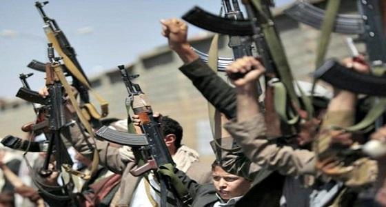 """"""" التحالف """" : مصرع قيادي حوثي في محاولة تسلل"""