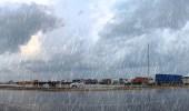 طقس غد.. استمرار هطول الأمطار و درجات الحرارة المتوقعة