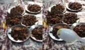 بالفيديو.. مواطن يجد حشرة في وجبة بأحد المطاعم.. وأمانة الطائف تباشر