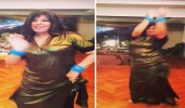 بالفيديو.. فيفي عبده تذهل متابعيها بوصلة رقص شرقي على أغنية غربية