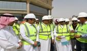 أمين الشرقية: الانتهاء من المرحلة الأولى لنفق الأمير محمد بن فهد في منتصف رمضان