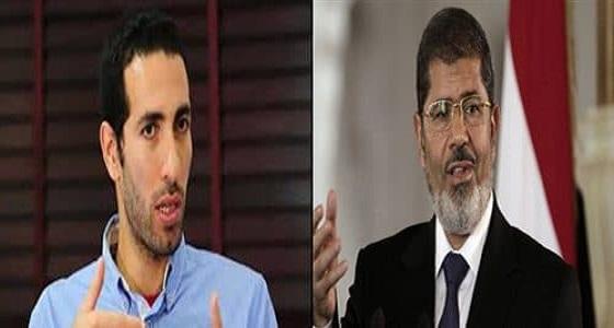 مصر تدرج محمد مرسي وأبو تريكة بقائمة الإرهاب من جديد
